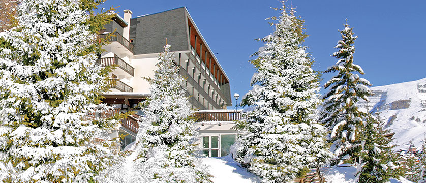 Hotel Ibiza exterior 2